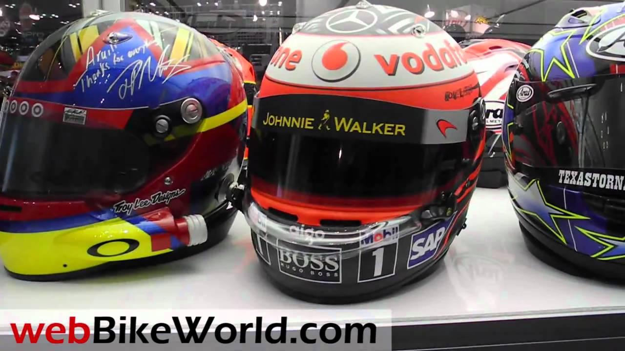 Arai Race Helmets