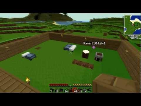 Minecraft Adventures!: Tekkit w/ Horns and Prezo - Part 2
