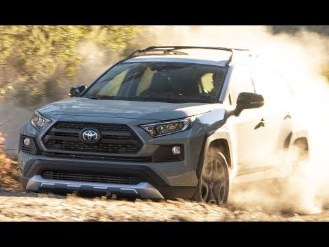 2019 Toyota RAV4 Adventure – Off-road, Design and Interior