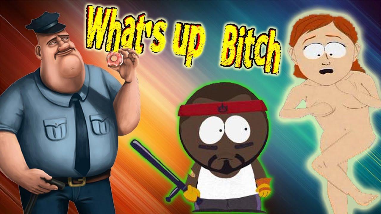 Черный На Страже Города! (South Park Палка Истины) №3