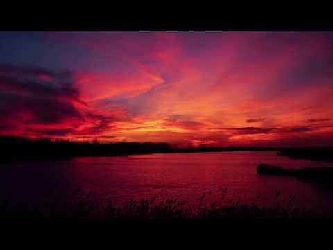 Beautiful Staunton Indiana Sunset (Time Lapse)