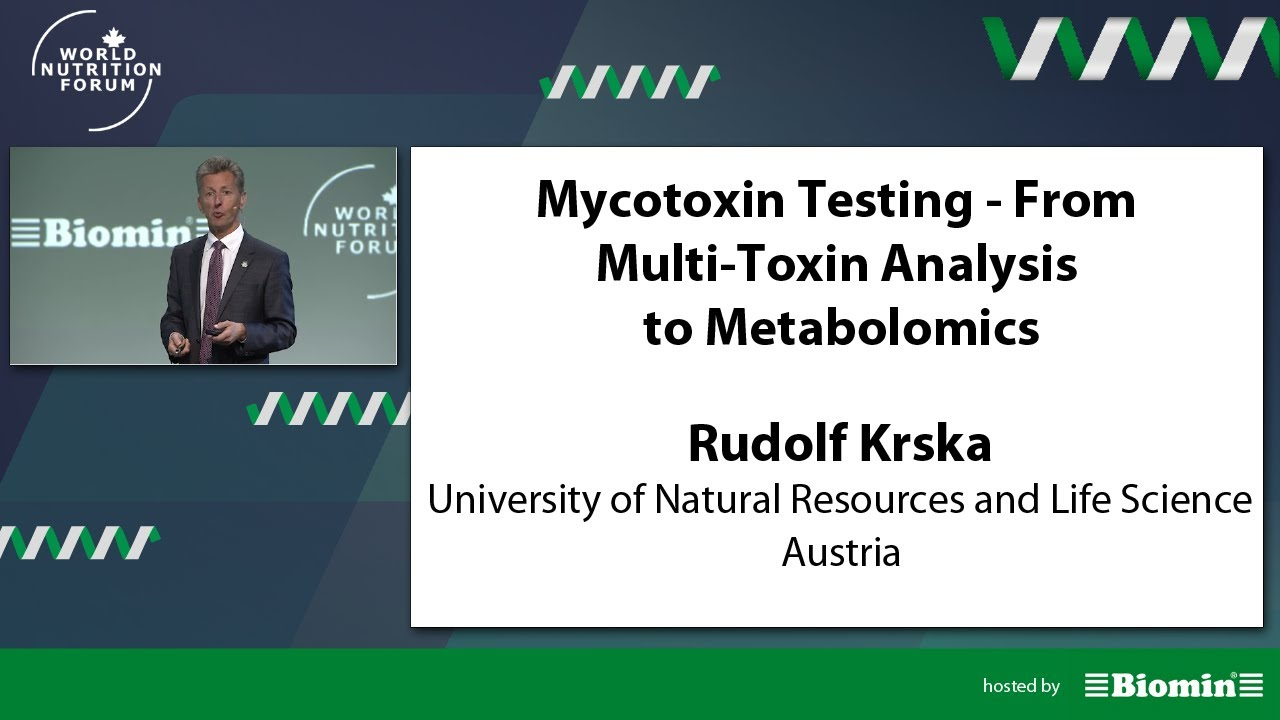 Mycotoxin testing – From multi-toxin analysis to