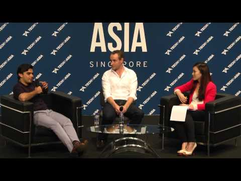 [Startup Asia Singapore 2014] Fireside Chat: Redmart's Reinvention of Grocery Shopping in Singapore