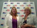 2008 Democratic Convention - Marilyn Hunt / Karoline Kratus