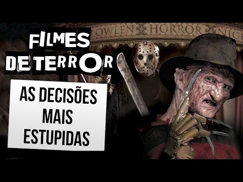 AS DECISÕES MAIS IDIOTAS DOS FILMES DE...