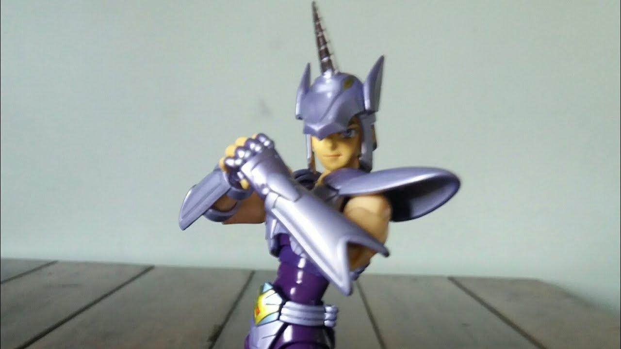 Saint Seiya Myth Cloth EX Jabu de Unicornio Great Toys Metal