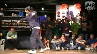 Circle Prinz Poland 2011: Rock Dance Showcase by Kostek (SS.F / RWF)