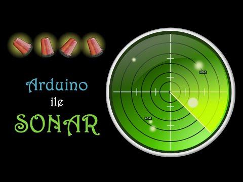 Arduino İle SONAR