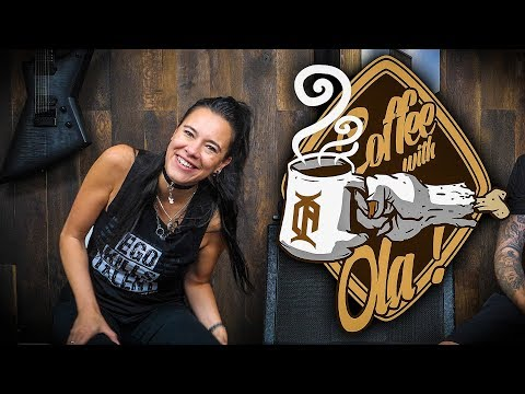 COFFEE WITH OLA - JEN OF EVANESCENCE