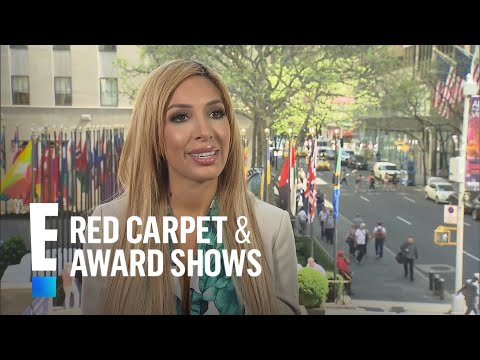 """Why Farrah Abraham Walked Out of """"Marriage Boot Camp""""   E! Live from the Red Carpet"""