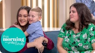Meet the Boy Who Proved Doctors Wrong by Learning to Talk | This Morning