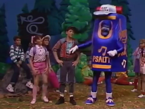Psalty the Song Book   Kids Praise 5