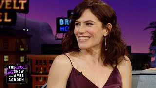 Maggie Siff Can Do a Hall of Fame Bronx Accent