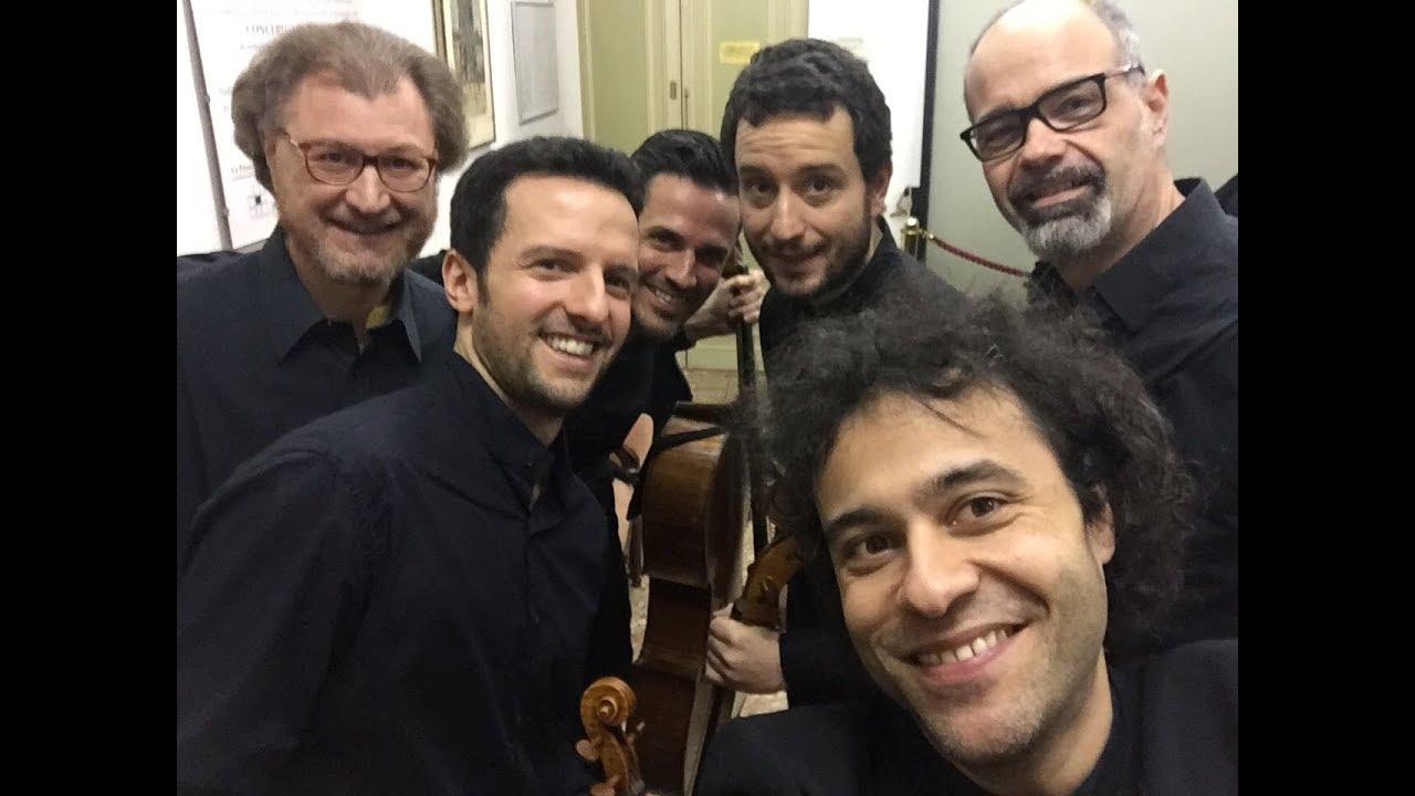 Ensemble Concordanze - Tchaikovsky: Souvenir de Florence - Finale