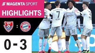 KFC Uerdingen - FC Bayern München II | Spieltag 21, 19/20 | MAGENTA SPORT