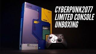 Xbox One X Cyberpunk 2077 Limi…