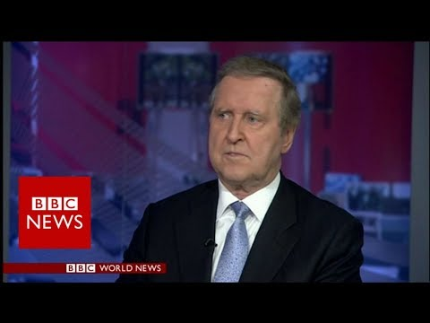 'Bluffing' Trump made 'empty' threat to N Korea - BBC News