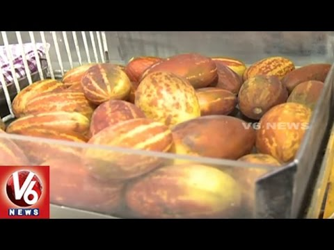 City People Showing Interest In Organic Food   Hyderabad   V6 News