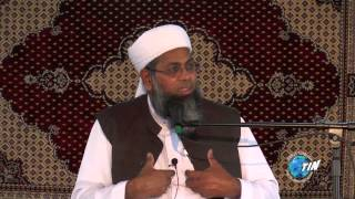 Using Our Lives Wisely: Mufti Waseem Khan (Hafizahullah
