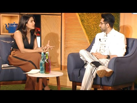 Priyanka Chopra Full Conversation with Ayushmann Khurrana at Social For Good Facebook Event