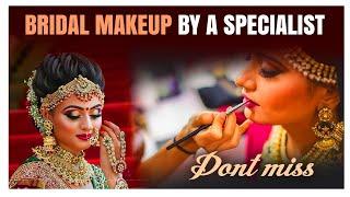 Wonderful Bridal Make-up Part 1