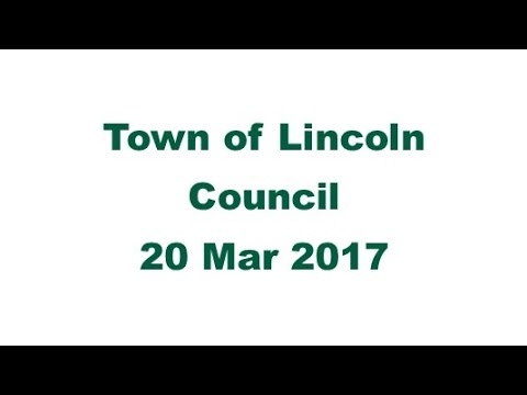 Council - 20 Mar 2017