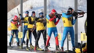 Нашей команде! 33 зимняя олимпиада сельских спортсменов Алтайского края