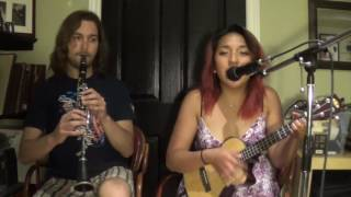Uptown Funk (Cover by Cynthia Fay & Chris Molyneaux)