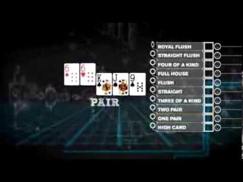 Poker Hands Ranking - Order of Poker Hands | PokerStars