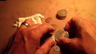 Product Review Rare Elements Foundry Coins