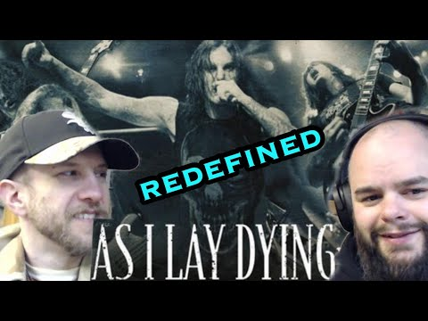 AS I LAY DYING - REDEFINED 🤔🤔🤘 Reaction