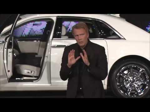 RPM - Part 1 - Rolls Royce Ghost