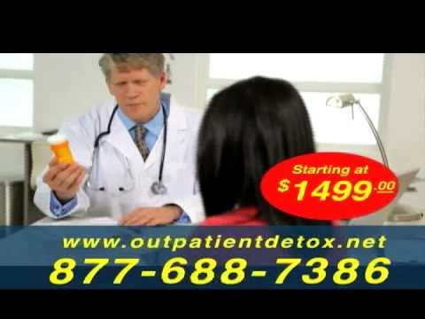 Outpatient Detox Center - Southern California