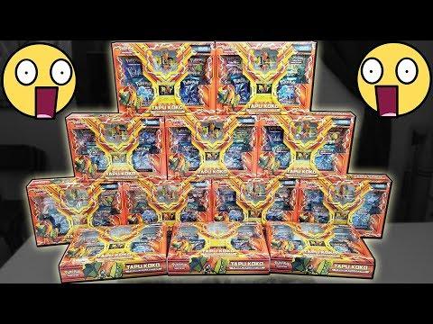 massive-pokemon-tapu-koko-figure-collection-box-opening!!!