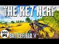THE KE7 IS NERFED! - Battlefield 5 GOD GUN (BF5 Weapon Changes - How & Why)