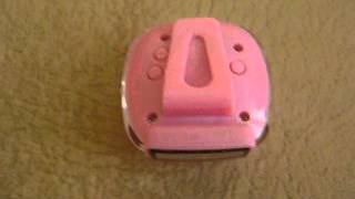 Pedometer Walking Step Distance Calorie Counter