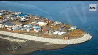 Kivalina, Alaska : Disappearing Due to Climate Change [IGEO.TV]