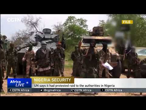 Military raids UN compound in search for Boko Haram members