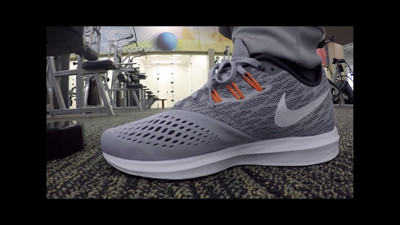e157b21cd81 Review The Nike Zoom Winflo 4 - YouTube