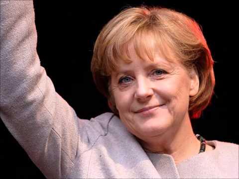 Angela Merkel Injured During Ski Accident