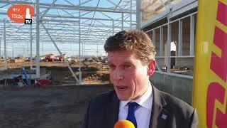 Nieuwe DHL Express vestiging op Hessenpoort in Zwolle goed voor 130 banen