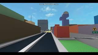 Autopistas Roblox: Hazard City