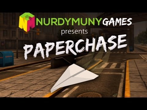 PaperChase - Бумажный самолетик на Android ( Review)