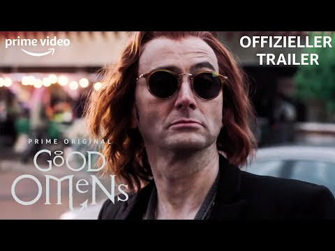 Good Omens | Offizieller Trailer | Prime Video DE