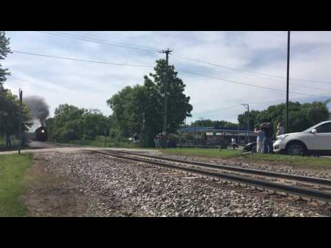 Steam Engine - Ingleside, IL - June 12, 2016 - 765 Locomotive