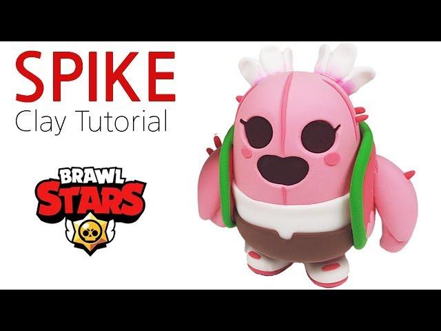 [Brawl Stars] Spike – Clay Tutorial | [브롤스타즈] 스파이크 – 클레이 튜토리얼