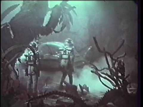 Journey to the Planet of Prehistoric Women (1968) Vintage Science Fiction Clip