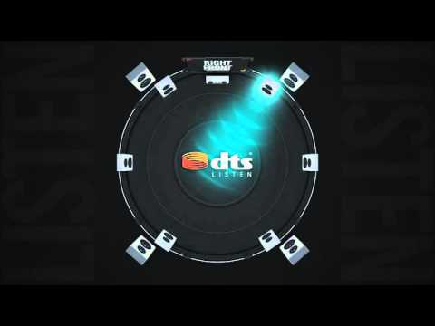 DTS Headphone:X Sound Check Demo