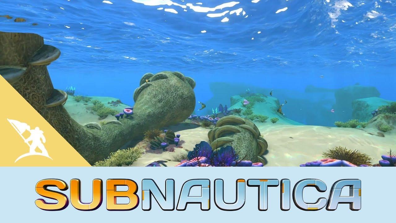Обзор Subnautica — подводное выживание с чудовищами, фантастикой и жареной рыбой