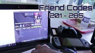 final nintendo switch friend codes 201 285